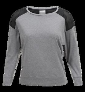 Women's Civil Mesh Long-sleeved Top