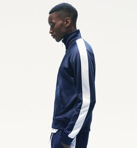 Men's Trackis Zipped Jacket