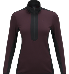 Women's Ace Half Zipped Golf Jersey
