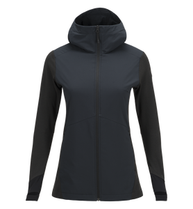 Women's Civil Hybrid Hooded Jacket