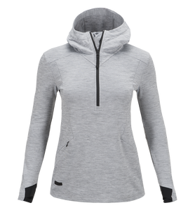 Women's Civil Hooded Mid Jacket