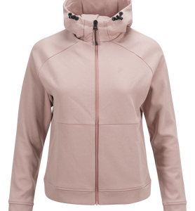 Women's Pulse Hooded Zipped Mid-Layer
