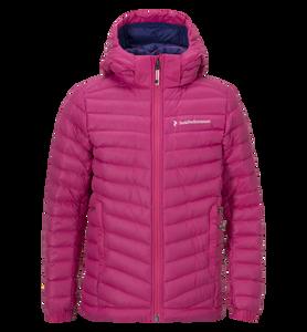 Junior's Frost Down Hood Jacket