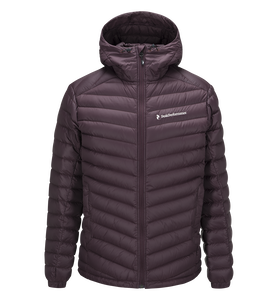 Men's Frost Down Hooded Jacket