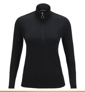 Women's Barna Half Zipped Sweater
