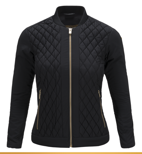 Women's Milan Quilted Liner Jacket