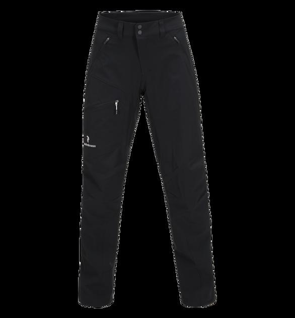 Women's Black Light Softshell Pants