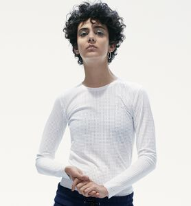 T-shirt à manches longues pour femmes Ground