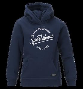 Junior's Hooded Sweater