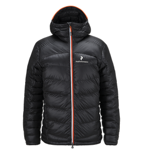 Men's Black Light Down Jacket