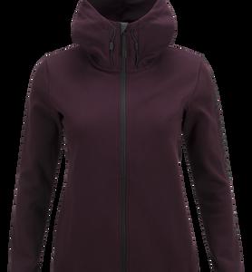 Women's Tech Zipped Hooded Sweater