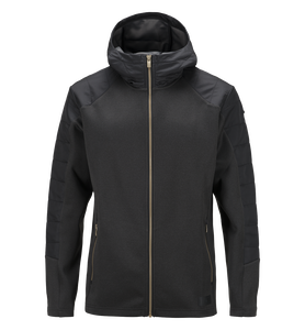 Men's Como Hooded Zipped Mid-Layer