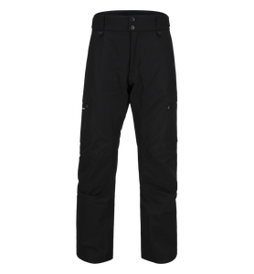 Men's Critical Solid Black Pants