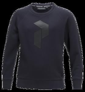 Tech rundringad tröja för barn