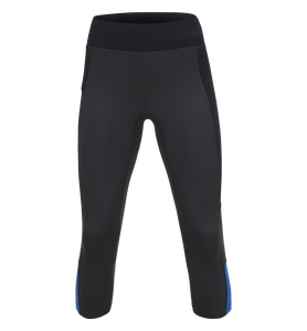Women's Block Running Tights Short