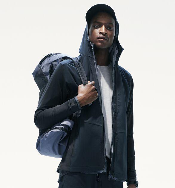 Men's Civil Hybrid Hooded Jacket