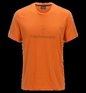 Herren Black Light Logo T-Shirt