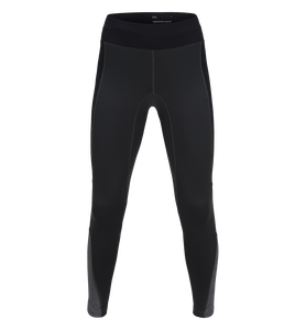 Damen Block Tights