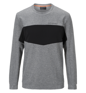 Men's Structure Crew neck