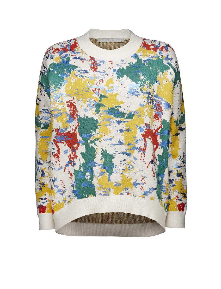 Yazi J pullover
