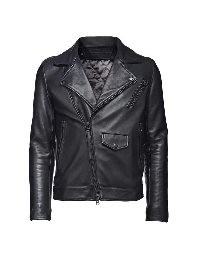 Zuko he leather jacket