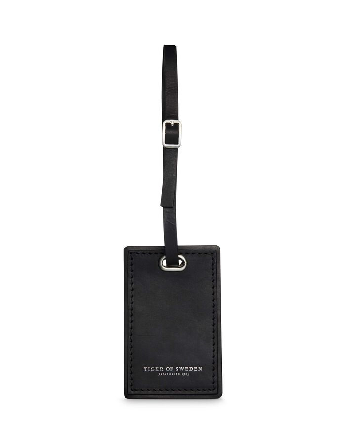 Mannenes luggage tag