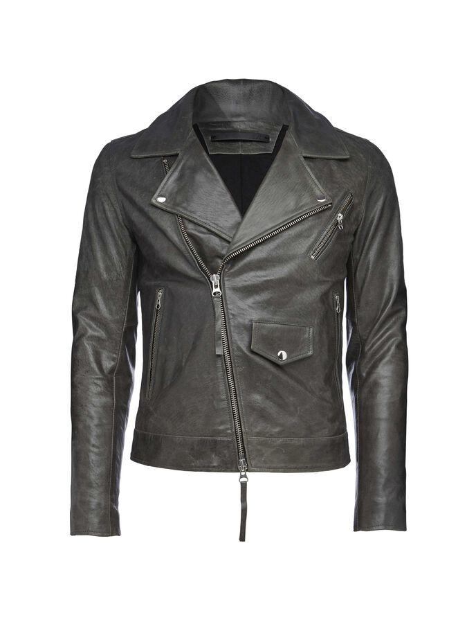 Zuko leather jacket