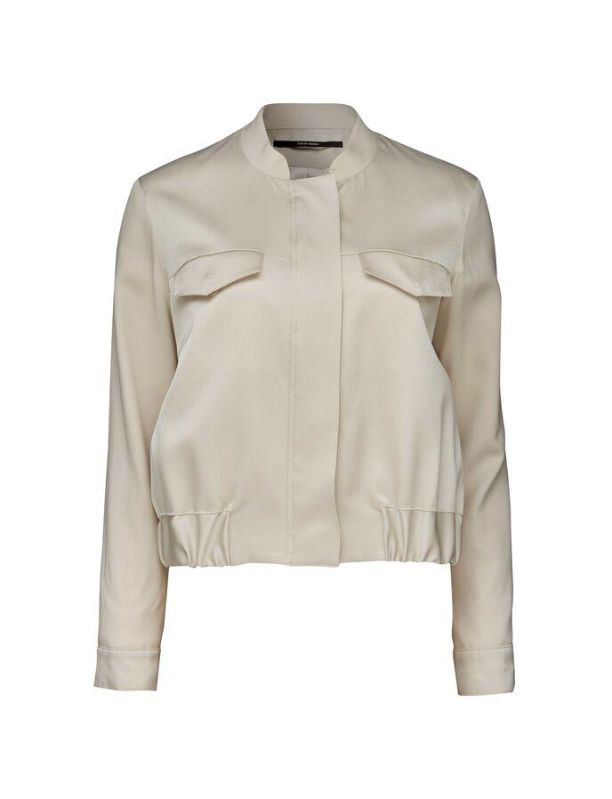Khioni con jacket