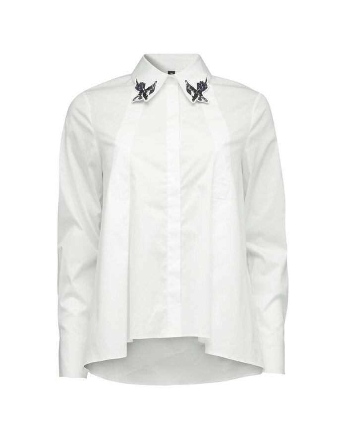 Carme bird shirt