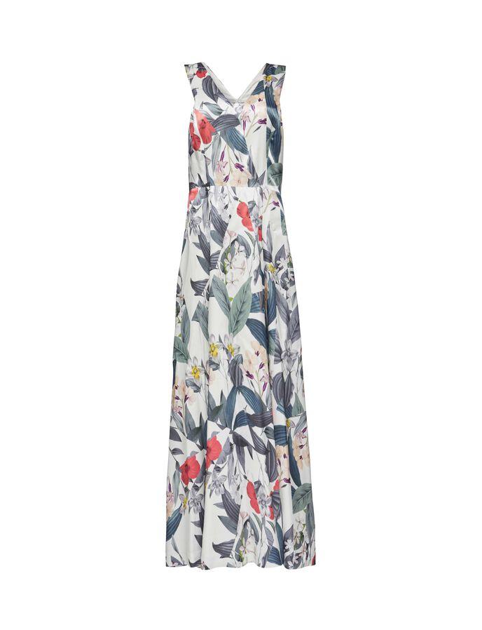Admira print dress