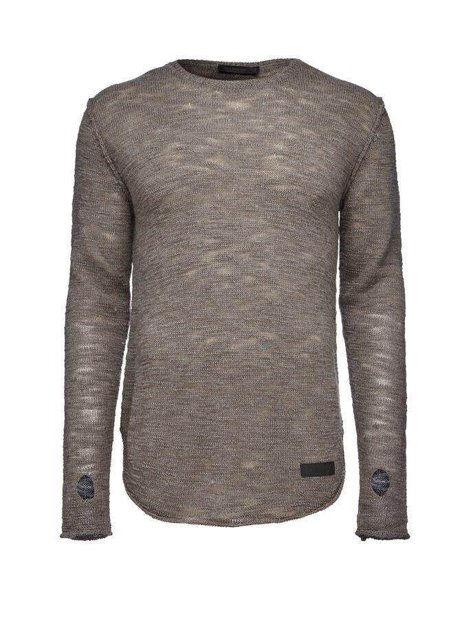 Rip pullover