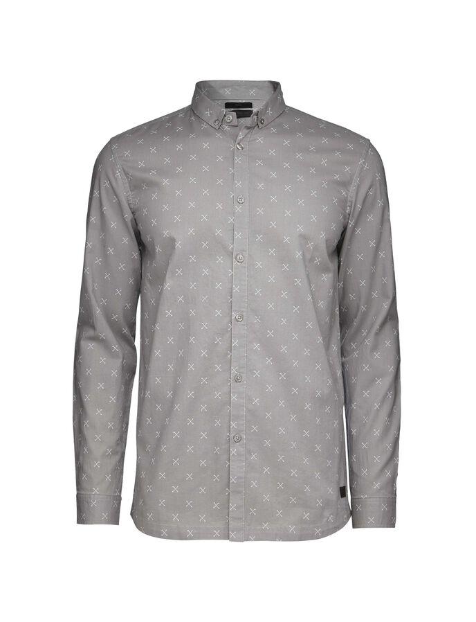 Droopy print shirt