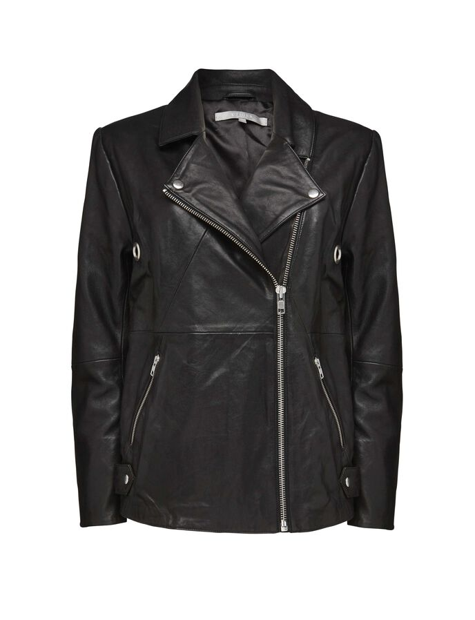 Sioni leather jacket