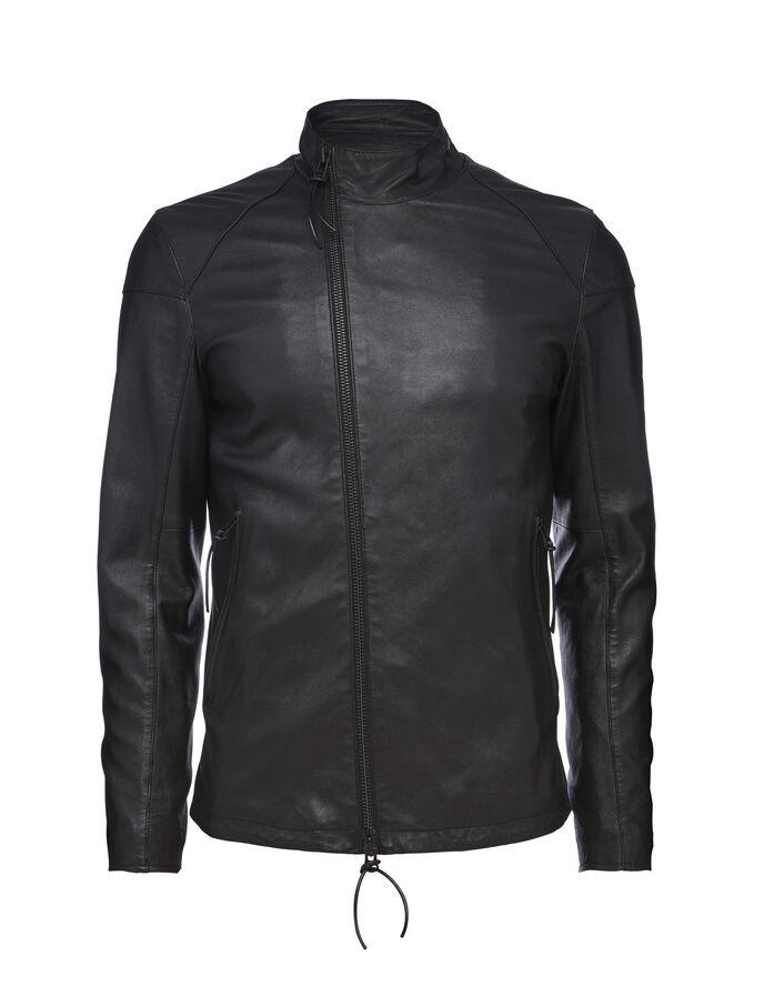 Yoshi leather jacket