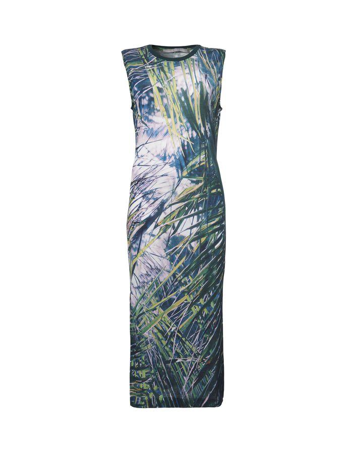 Nitz print dress