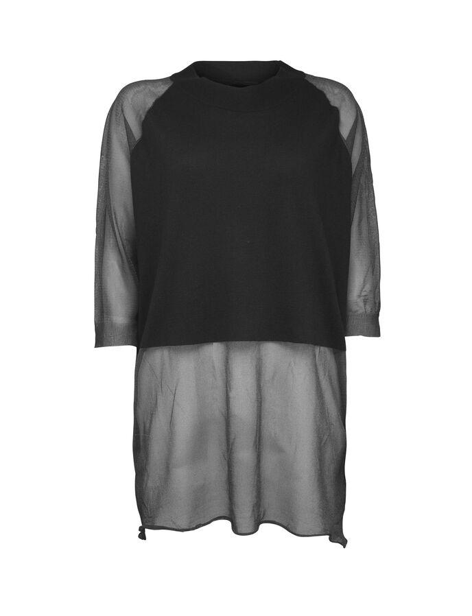 Batter pullover