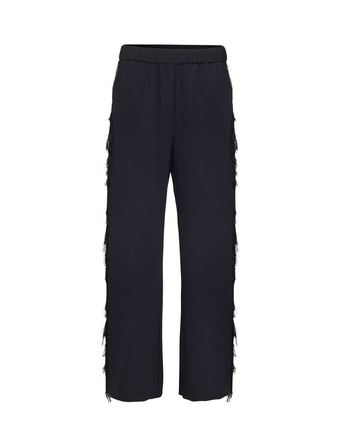 Meriel con trousers