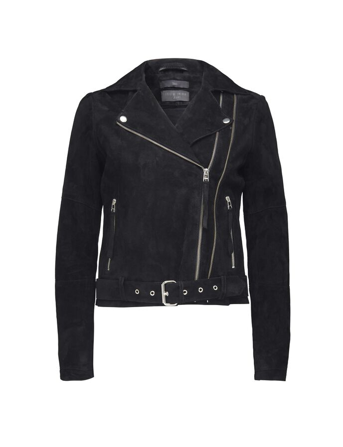 Muse suede jacket