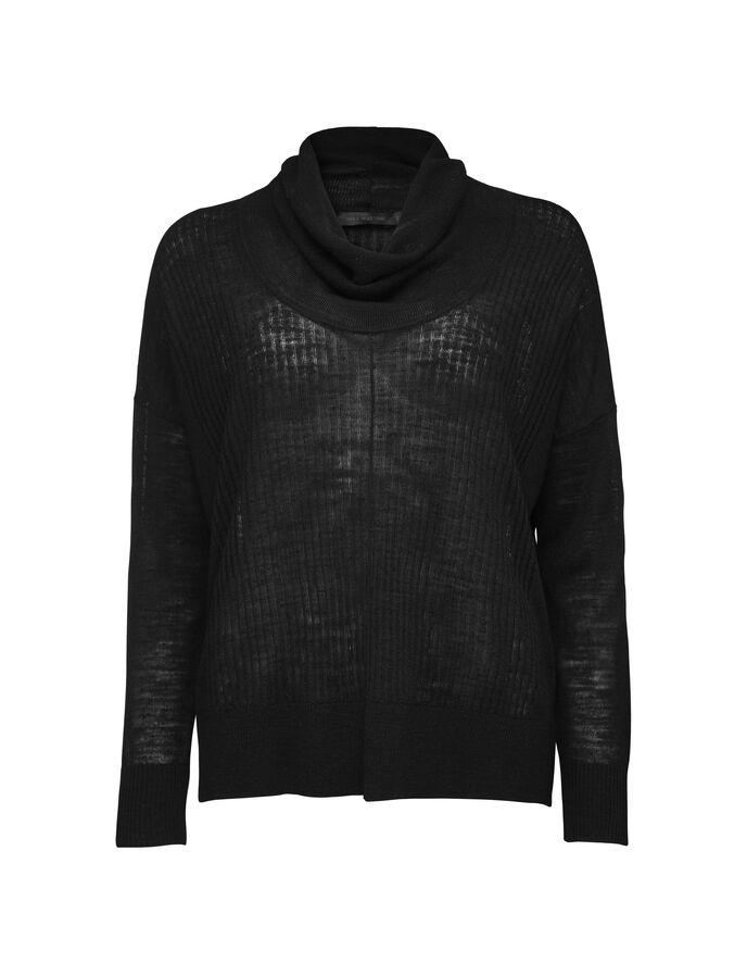 Fiery pullover