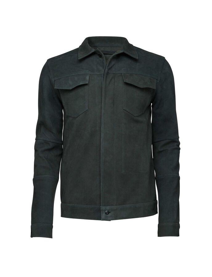 Jim Leat jacket