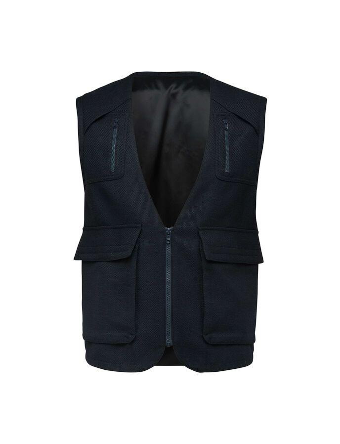 Ackley waistcoat