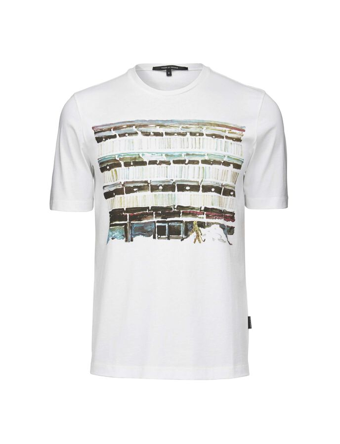Andris print t-shirt