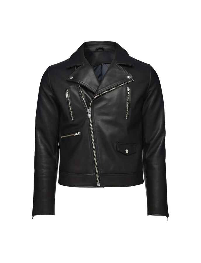 Fygare leather jacket