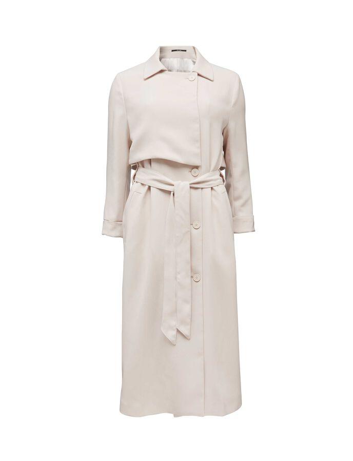 Athina trench coat