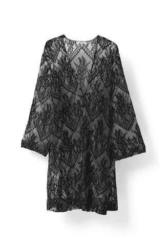 Larkin Lace Kimono, Total Eclipse/Black, hi-res