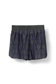 Emiko Jacquard Shorts, Iris, hi-res