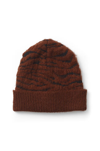 Richmont Mohair Hat, Brick Tiger, hi-res