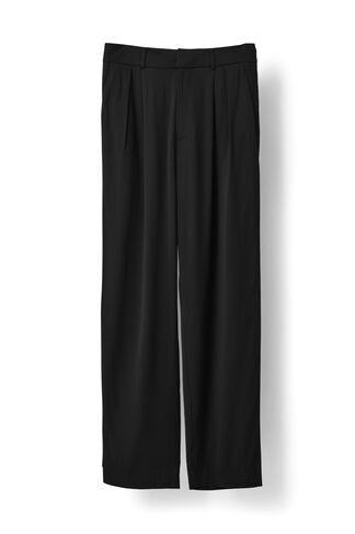White Tailor Pants, Black, hi-res