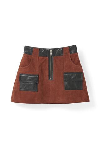 Miller Skirt, Smoked Paprika, hi-res