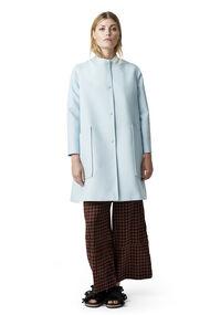Lawrence Coat, Sterling Blue, hi-res